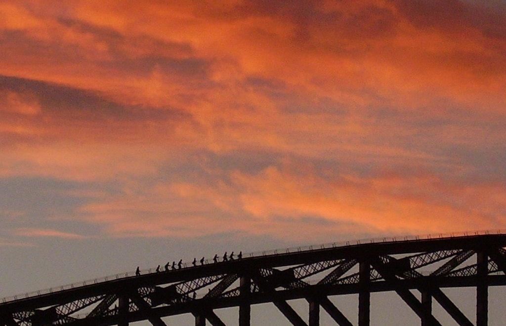 پل بندرگاه سیدنی