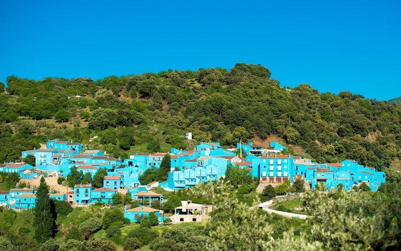 خوزکار اسپانیا رنگارنگ