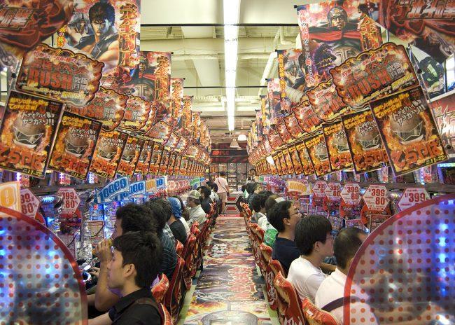 بازی پاچینکو | توکیو