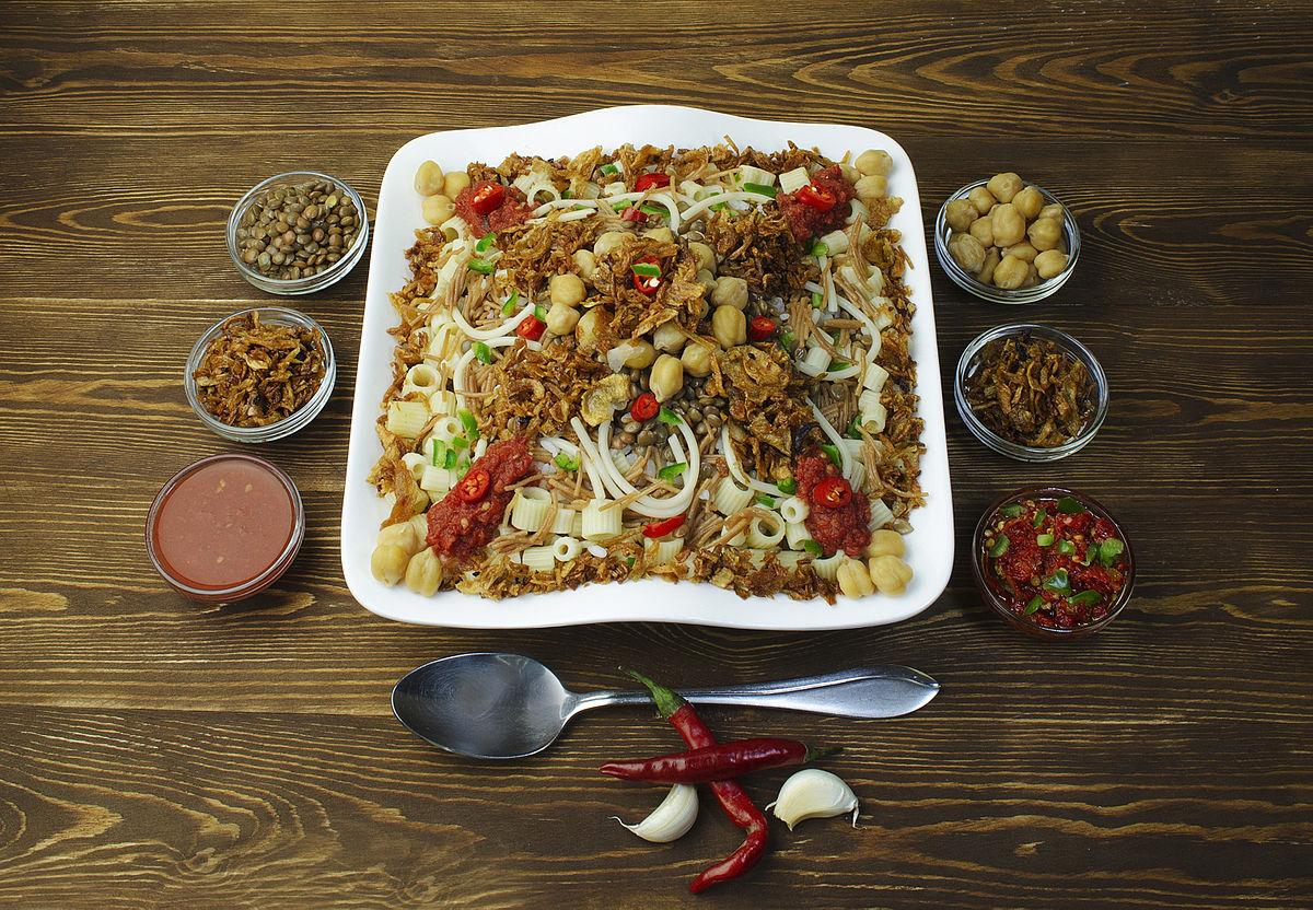 غذاهای مصری