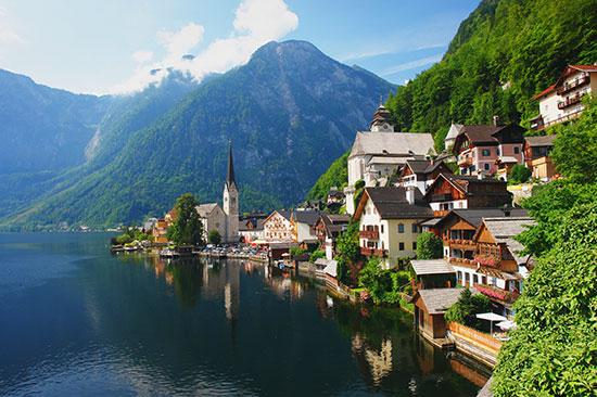 مقصدهای برتر گردشگری - اتریش