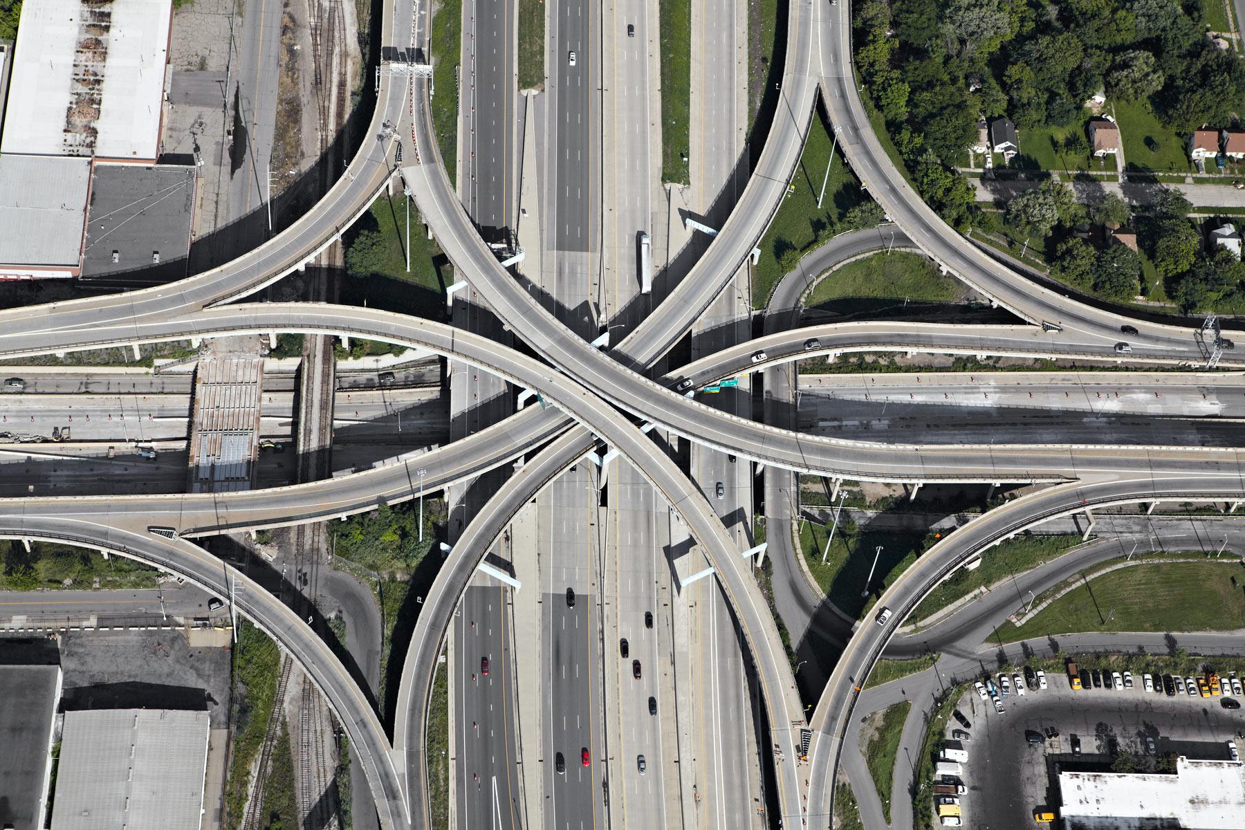 خطرناکترین بزرگراههای آمریکا