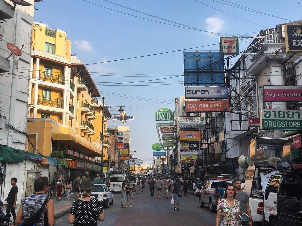 اقامت کم هزینه   تایلند