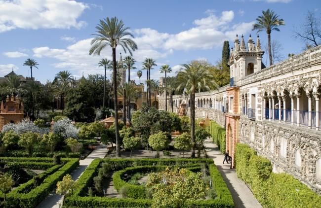 قلعه آلکازار سویل | اسپانیا