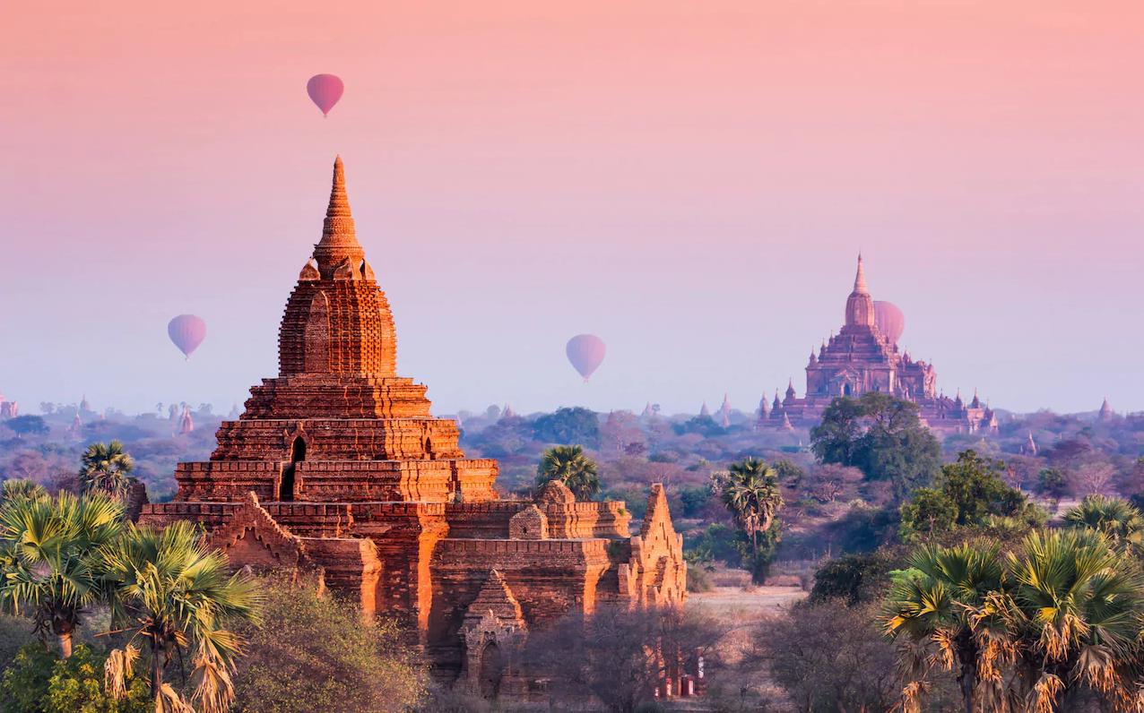 میانمار | مقصد آفتابی در زمستان