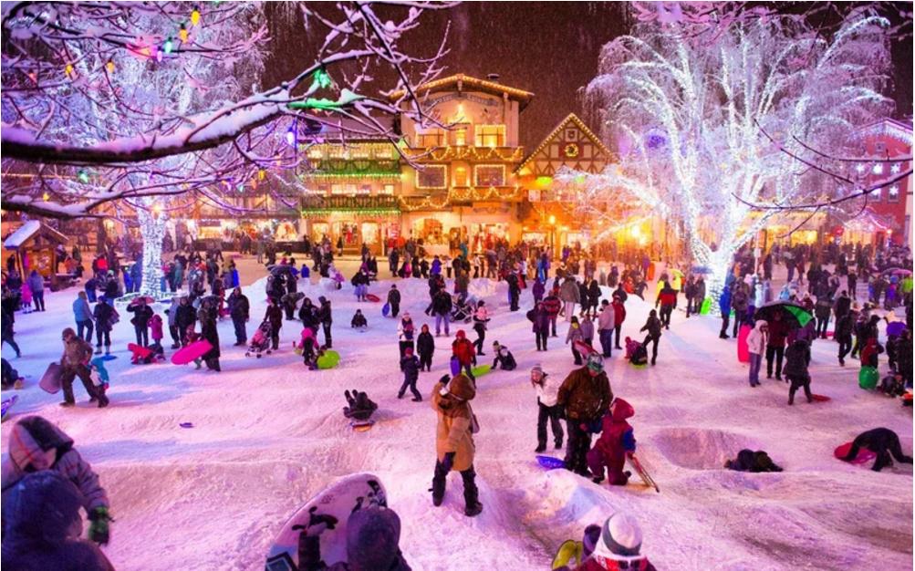 فستیوال های زمستانی بهترین دلیل سفر به آمریکا در زمستان