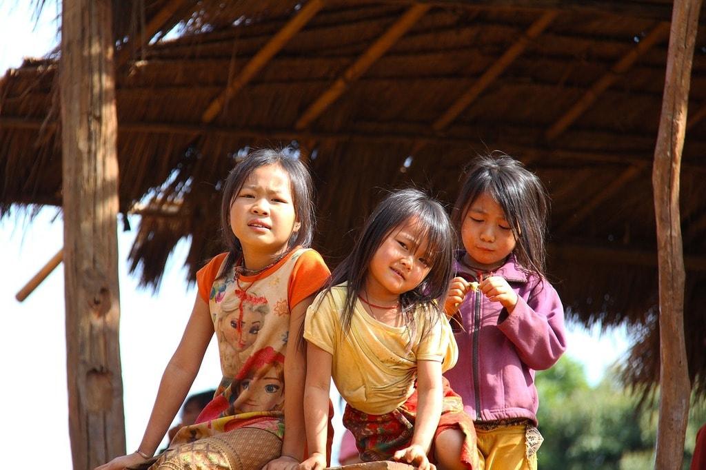 فرهنگ مردم لائوس