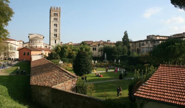 لوکا | سفری 5 روزه به توسکانی ایتالیا