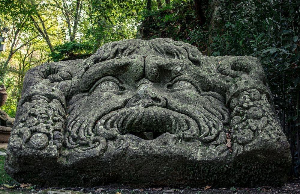 اسرار باغ مقدس بومارزو | ایتالیا
