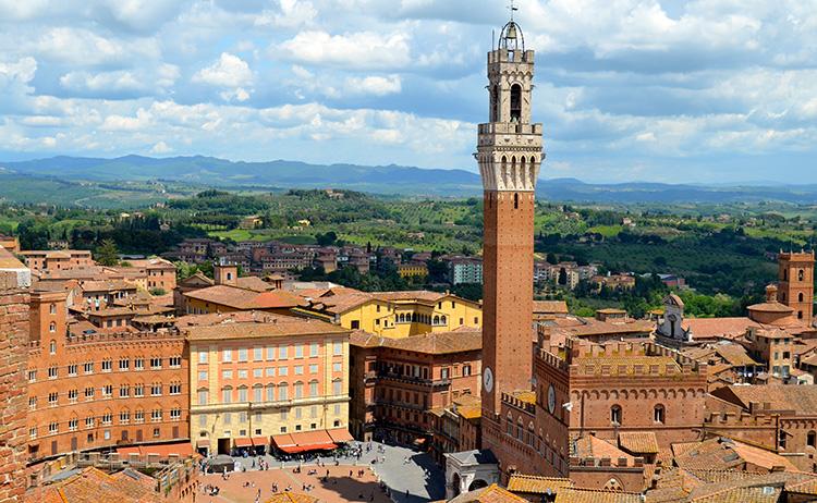 سی نا |سفری 5 روزه به توسکانی ایتالیا