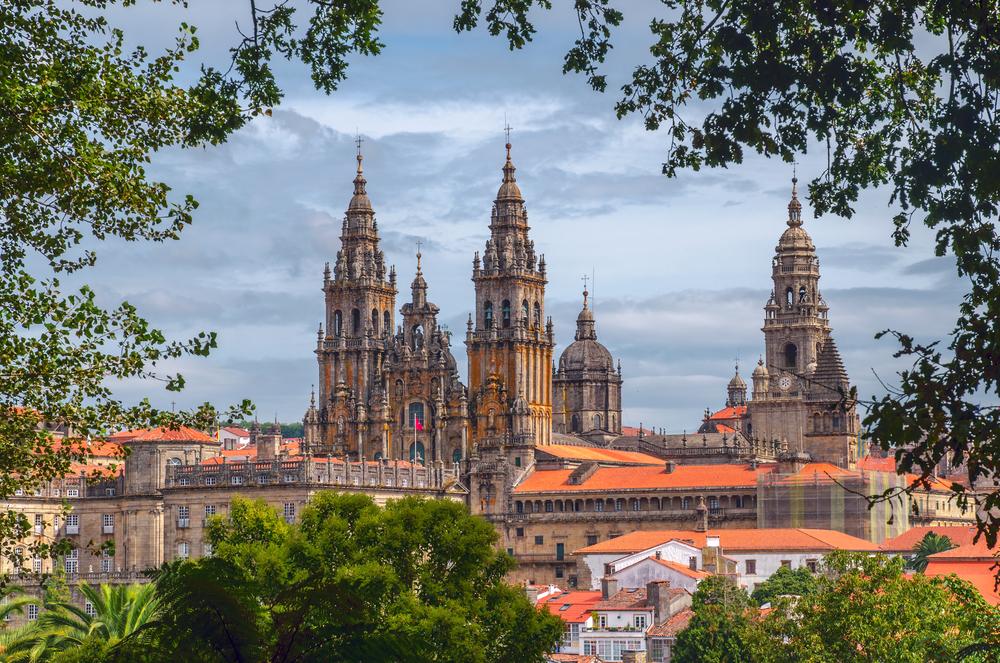 کلیسای سانتیاگو دکمپوستلا | اسپانیا