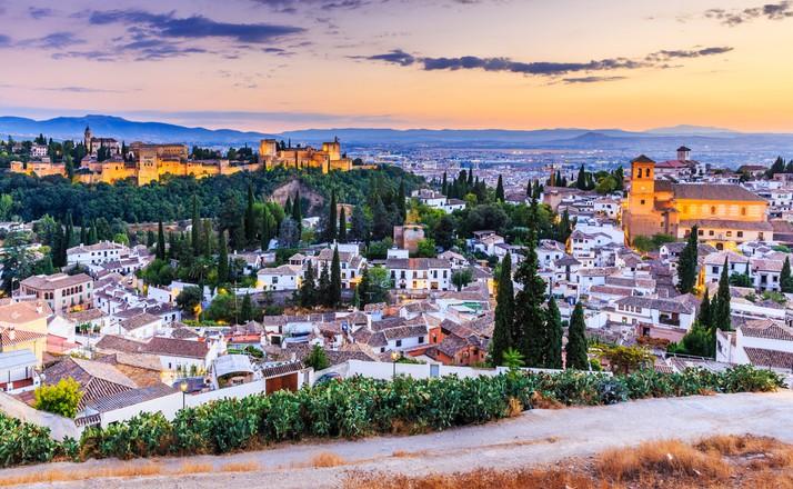 مکان رویایی اسپانیا