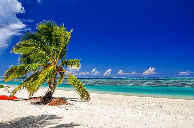 جزیره آیتوتاکی اقیانوس آرام