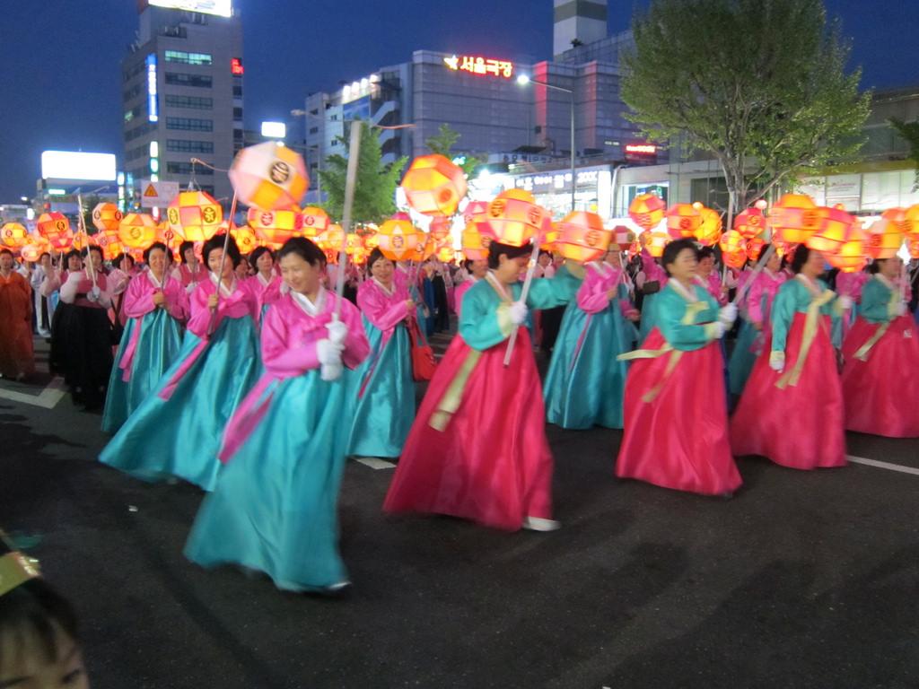جشنواره در سئول