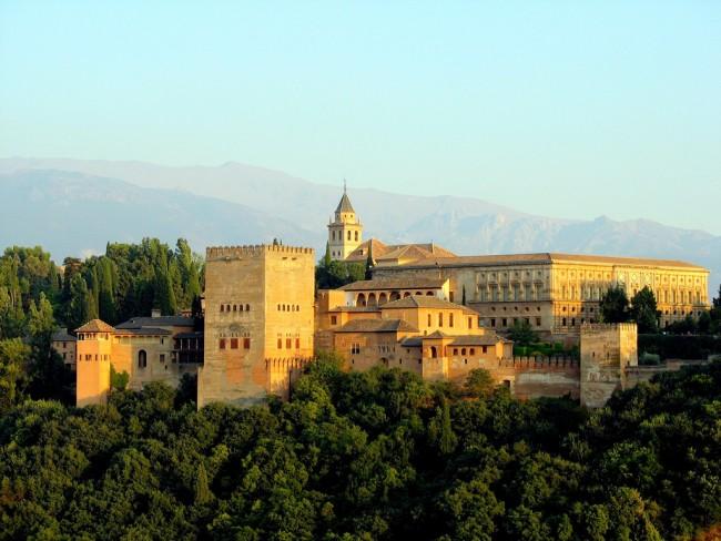 آلهامبرا گرانادا | اسپانیا