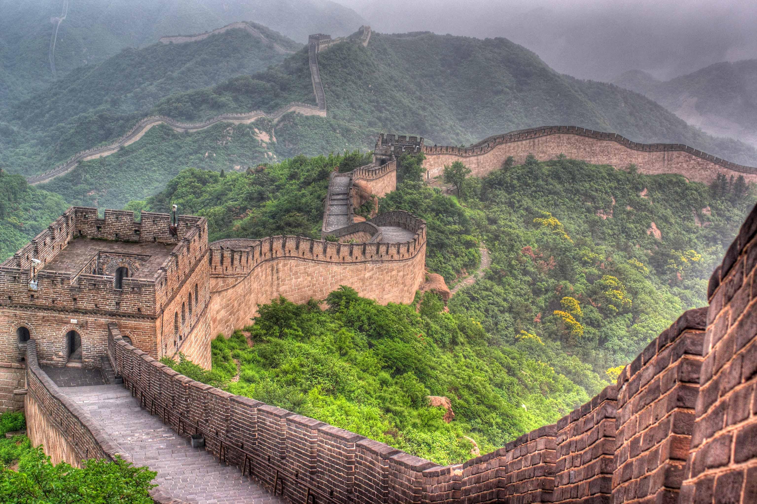 دیوار بزرگ چین چین