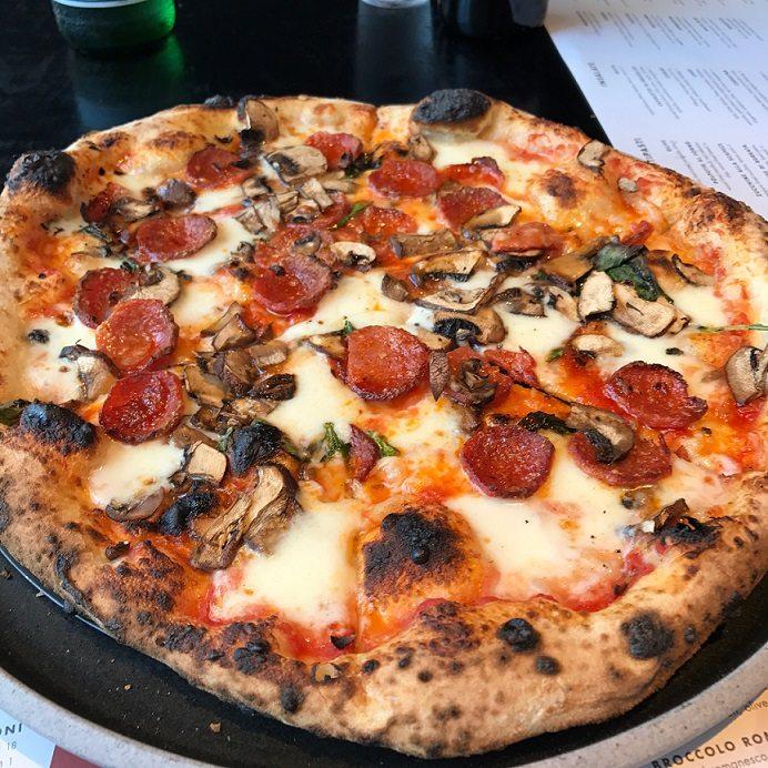 پیتزا| ایتالیا