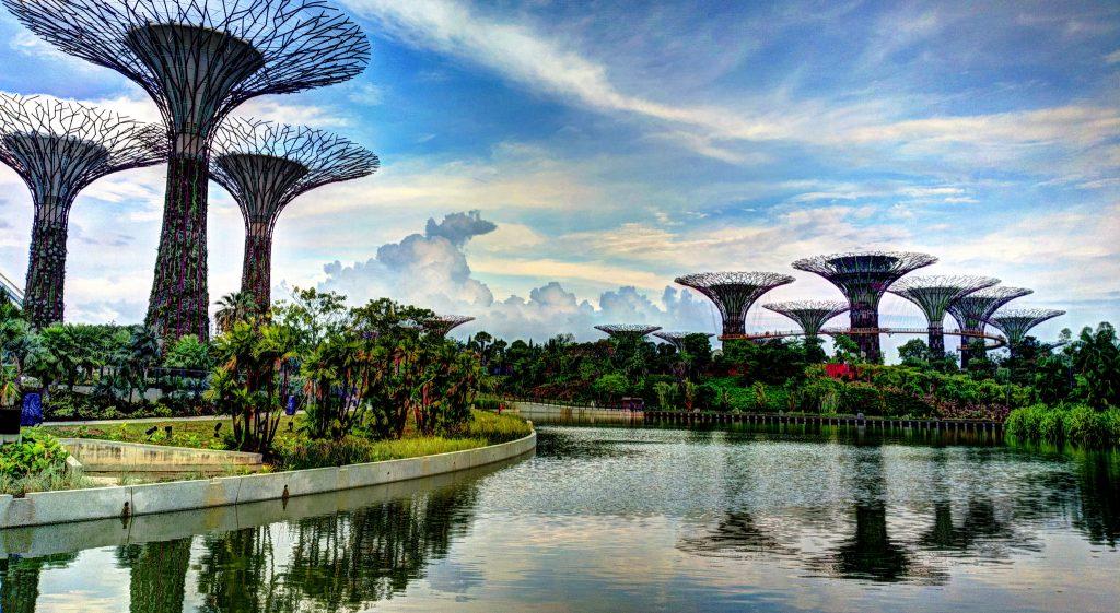 باغ خلیج سنگاپور