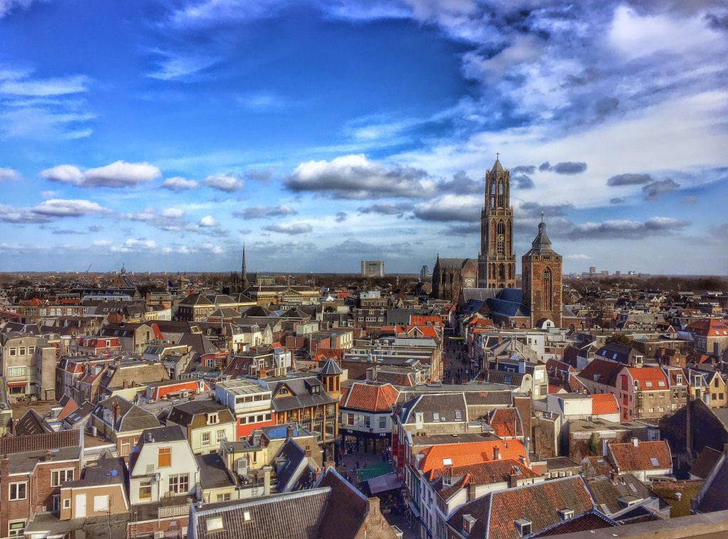 برج دام اوتراخت هلند