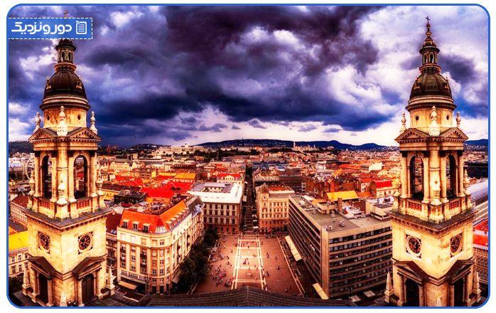 جاذبههای توریستی شهر بوداپست | فروش بلیط هواپیما به مقصد مجارستان