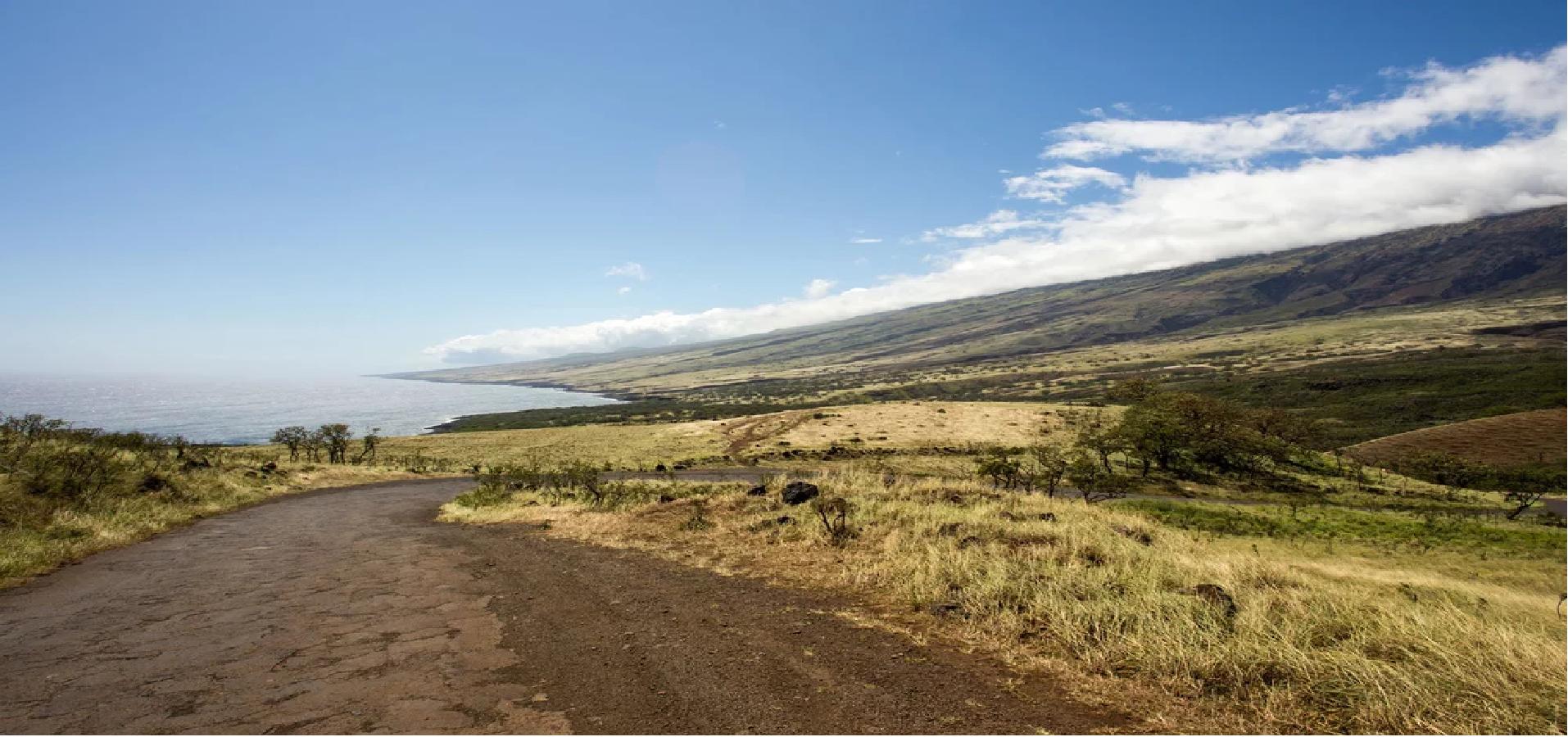 جزیره بزرگ هاوایی دسامبر.