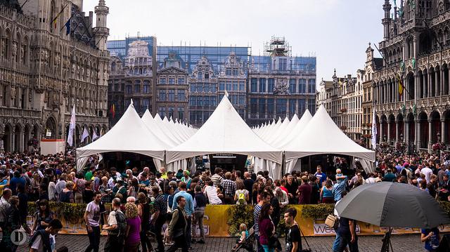 جشنواره های فصلی بروکسل