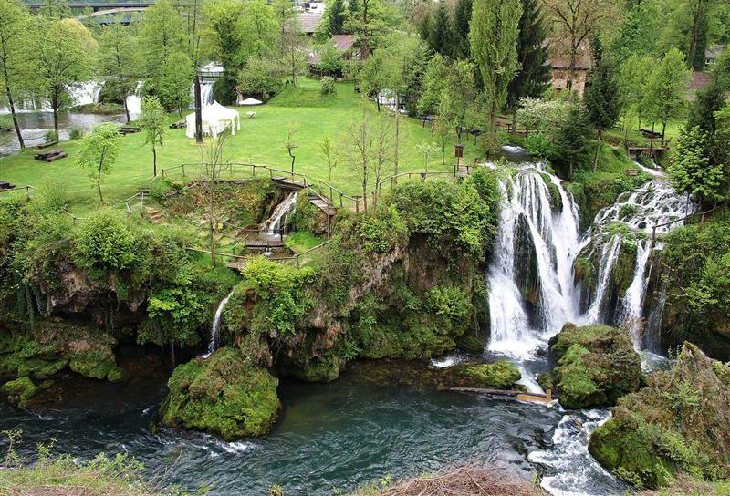 طبیعت کرواسی ، روستای محلی راستوک