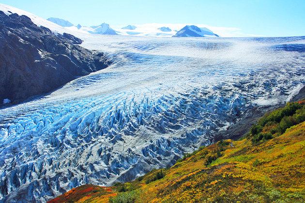 آلاسکا سرزمین برف و یخ را بیشتر بشناسیم