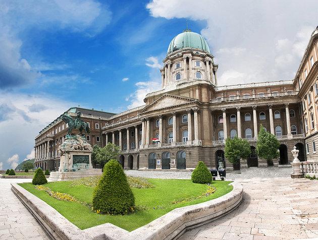 قلعه بودا بوداپست مجارستان