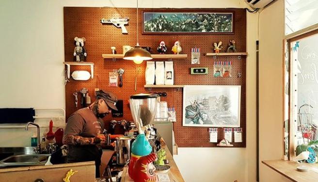 کوالالامپور | رفتن به کافه