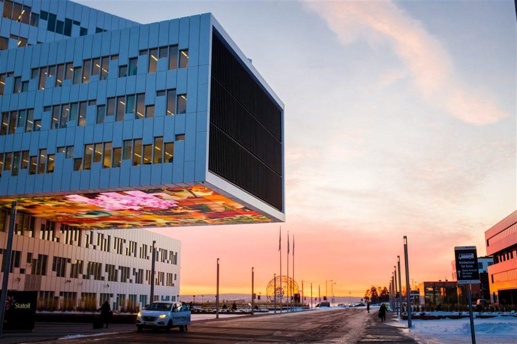 ساختمان «استات اویل» (Statoil)