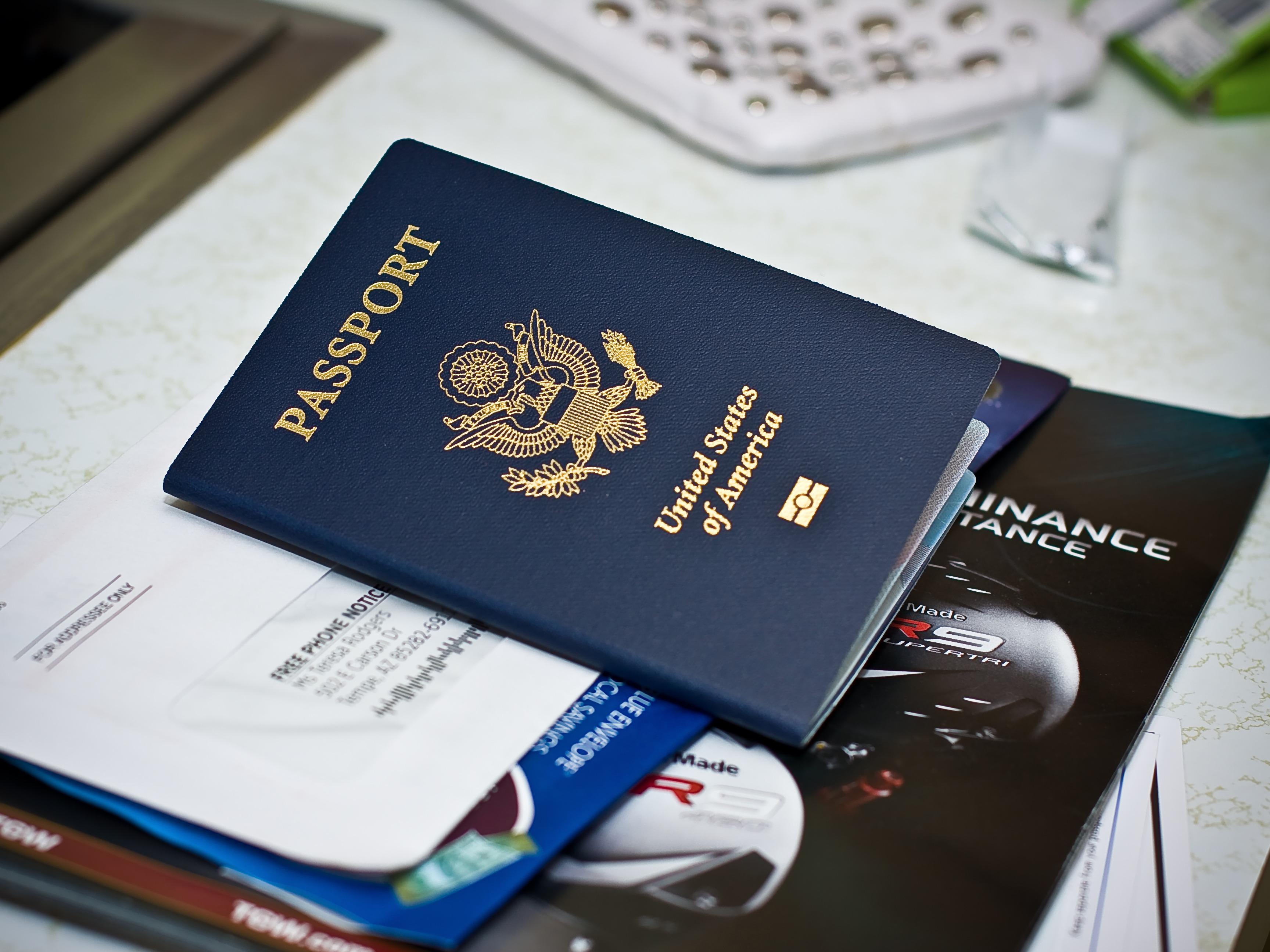 گذرنامه