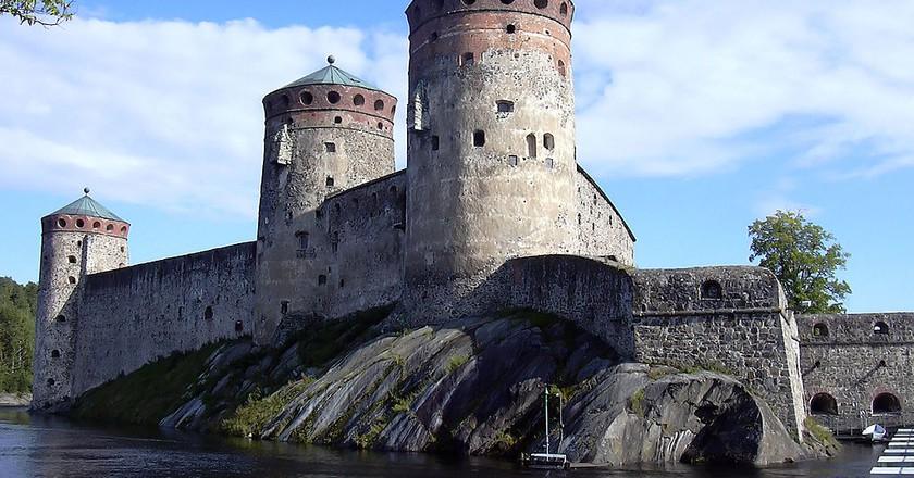 سفر به فنلاند - قصرهای زیبای جهان
