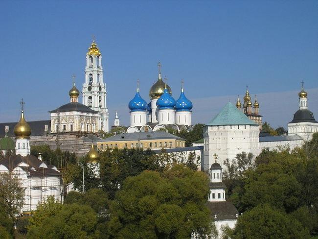 صومعه سرگیوس | روسیه