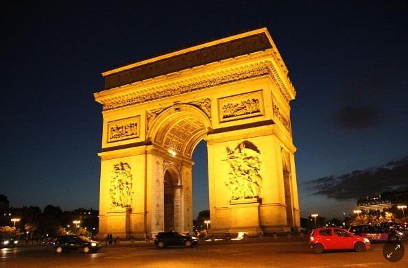 ۱۱ منطقه فتوژنیک در پاریس