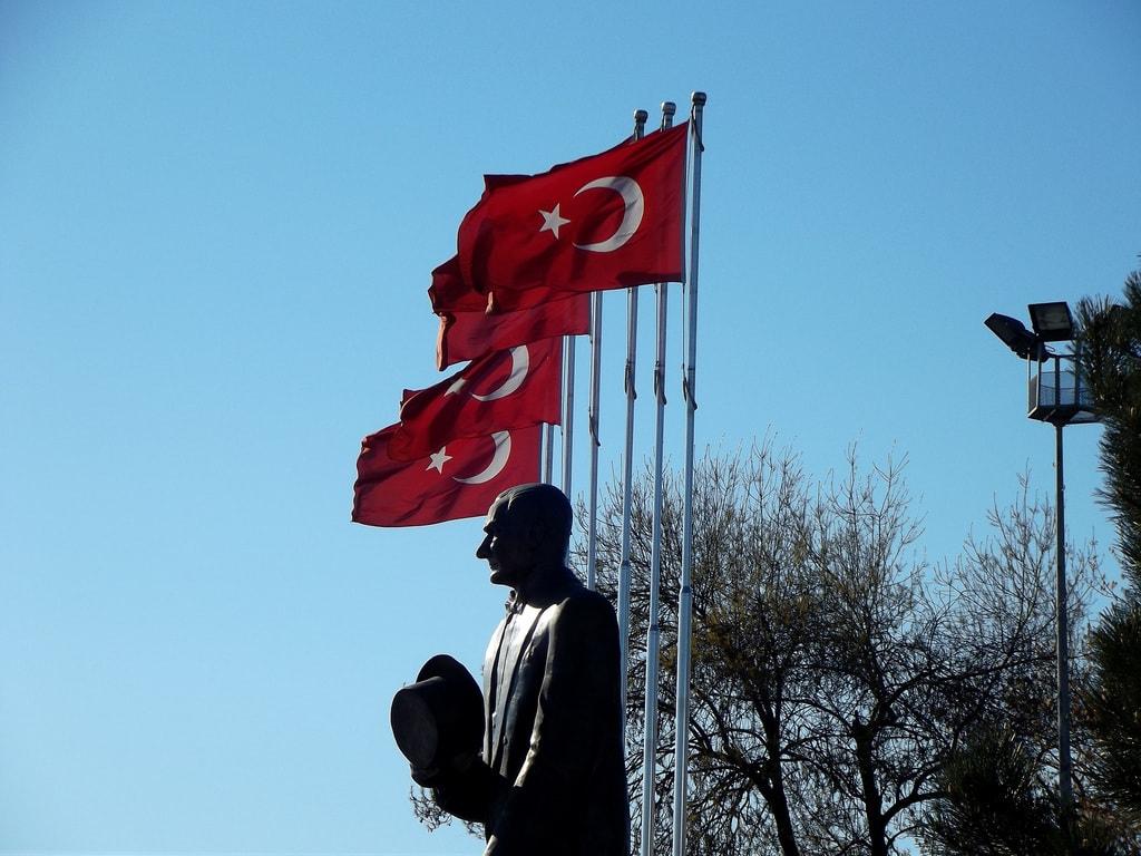 آتاتورک ترکیه