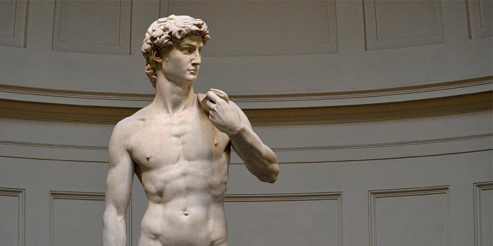 مجسمه حضرت داوود | عکاسی