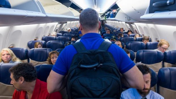 چند قانون مهم برای حمل بار در هواپیما