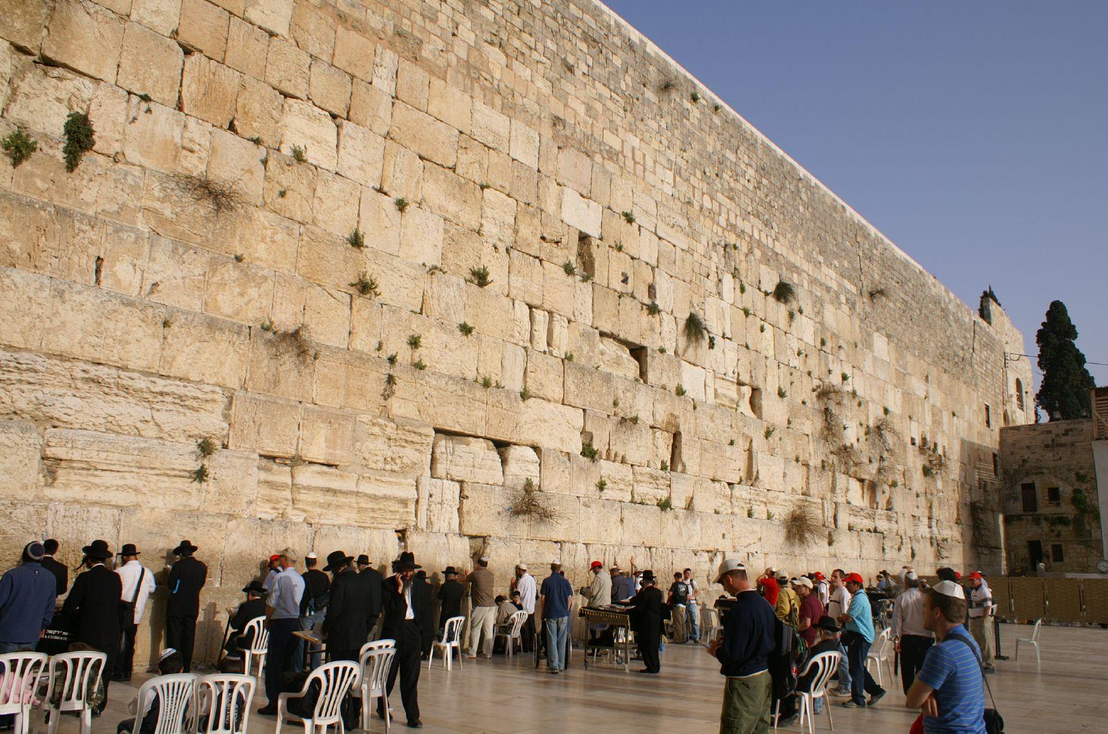 دیوار ندبه | بیت المقدس