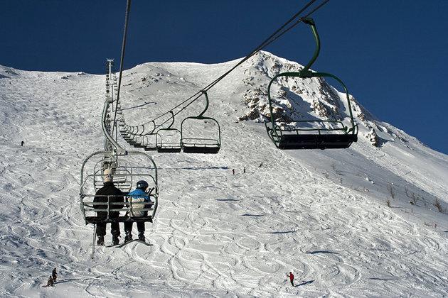 اسکی در کانادا