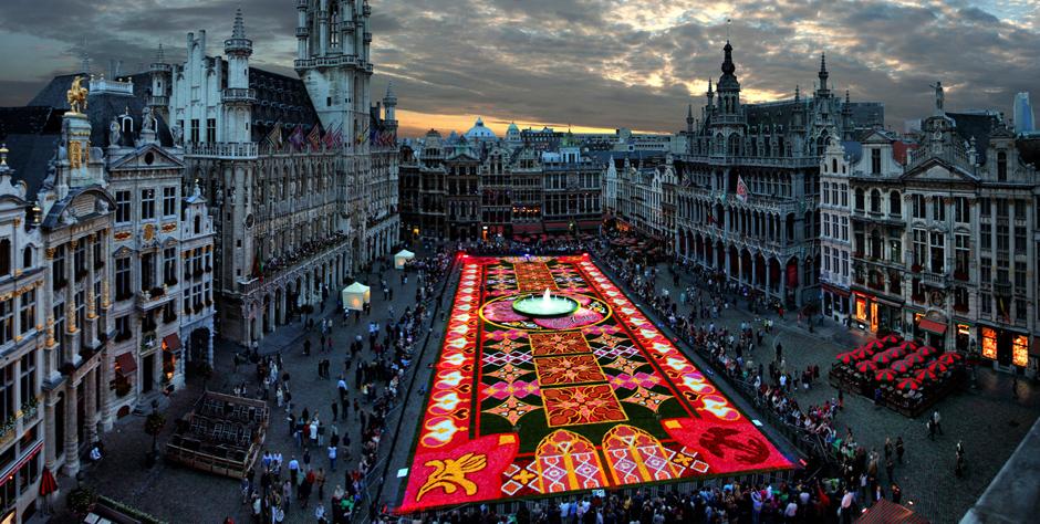 بلژیک بروکسل