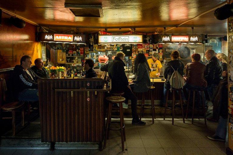 کافه هامبورگ آلمان