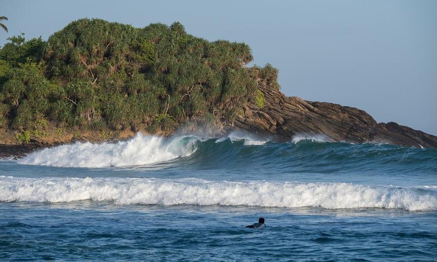 Hiriketiya Bay سریلانکا