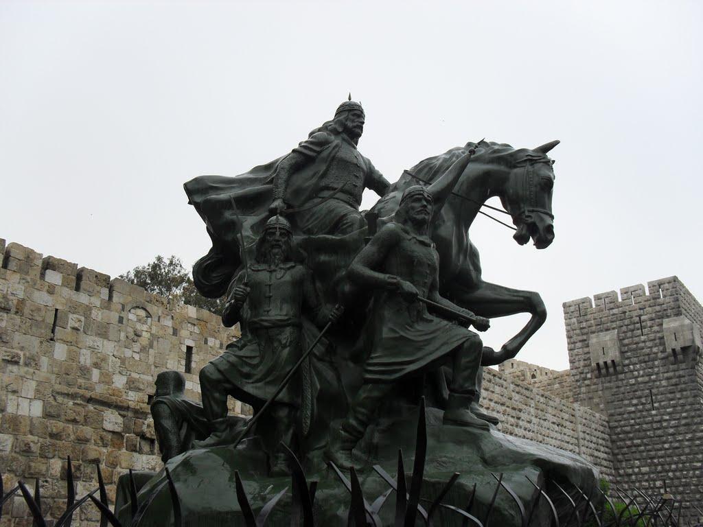 صلاح الدین ایوبی | بیت المقدس