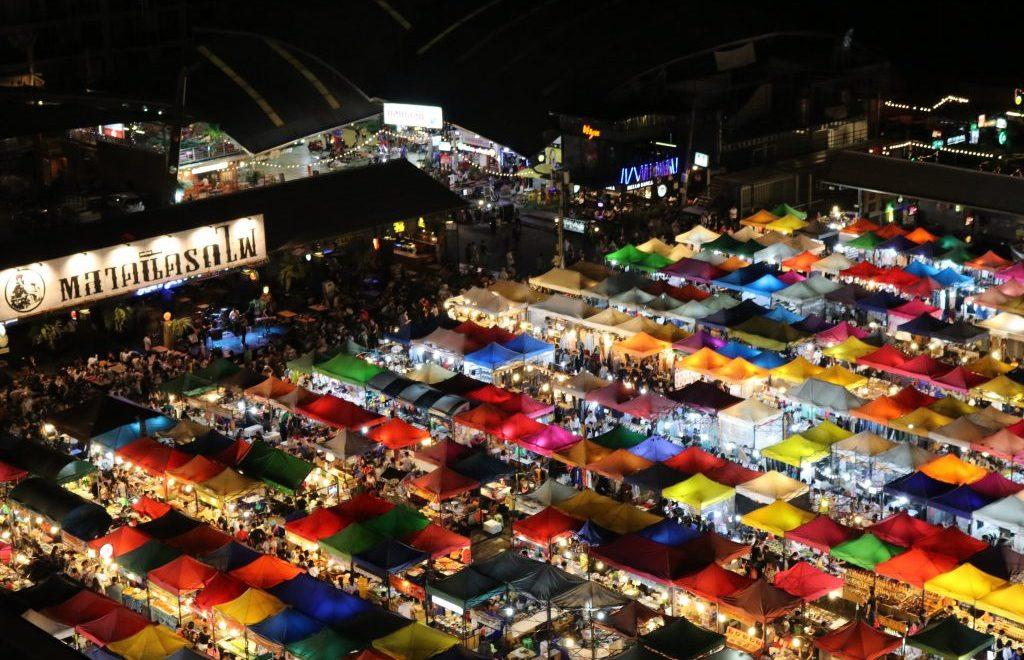 بانکوک تایلند دلایل سفر به بانکوک