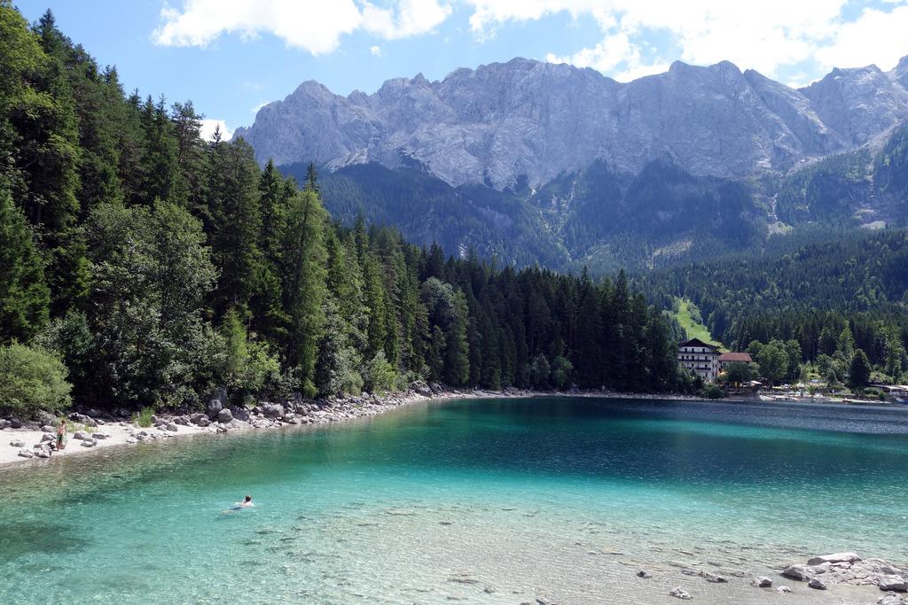 مکان رمانتیک و ارزان در آلمان   دریاچهی «اوبرسی»