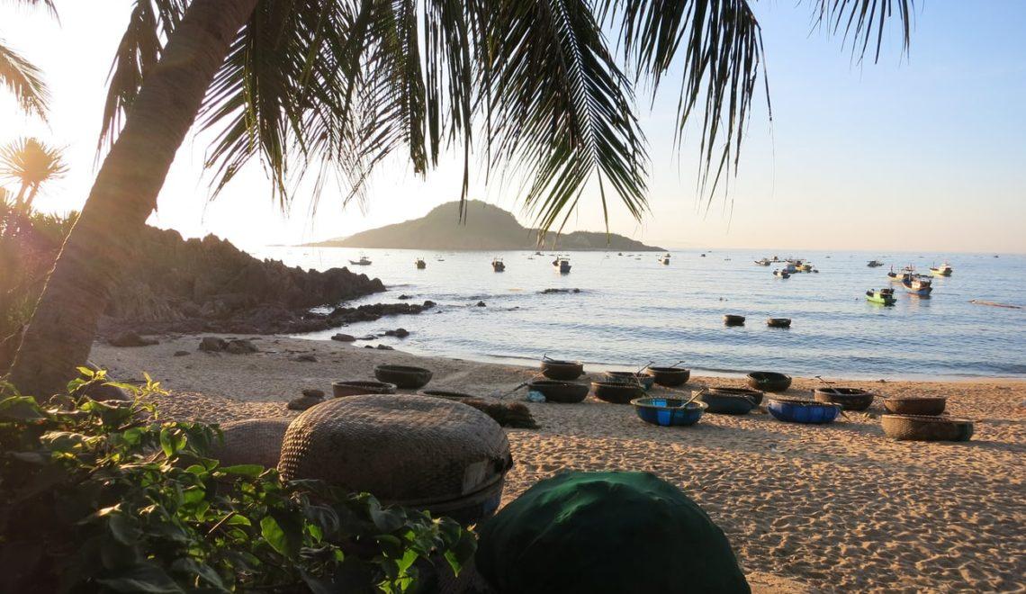 10 مقصد آفتابی برتر برای شنا در زمستان 2018