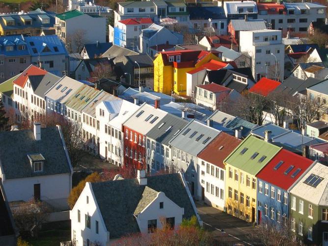 ریکیاویک-ایسلند