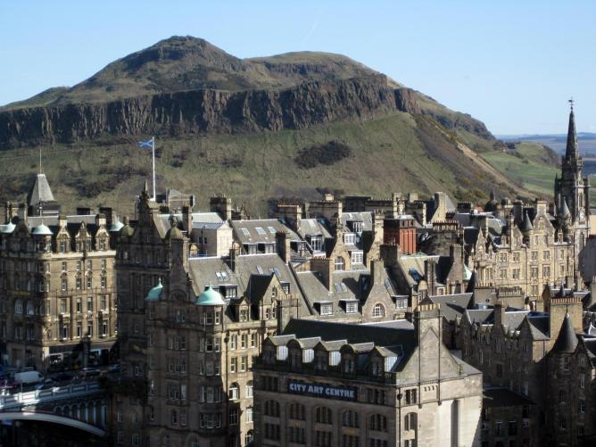 ادینبورگ-اسکاتلند