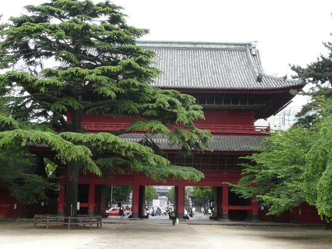 معابد زیبای توکیو